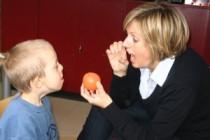 SMOG taal voor het woord 'Appelsien'